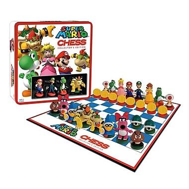 Jeu d'échecs : Édition Super Mario Collector's