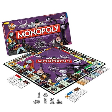 Monopoly – «The Nightmare Before Christmas » édition de collection
