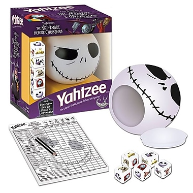 Yahtzee : L'Étrange Noël de Monsieur Jack de Tim Burton, Édition de collection