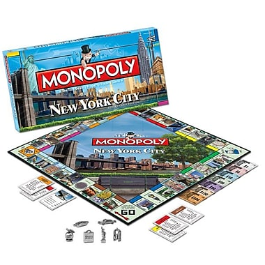 Monopoly – « New York City » édition de collection