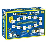 Telestrations 12 Playe,r The Party Pack