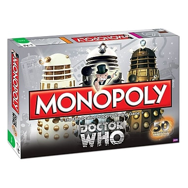 Monopoly, édition de collection Doctor Who