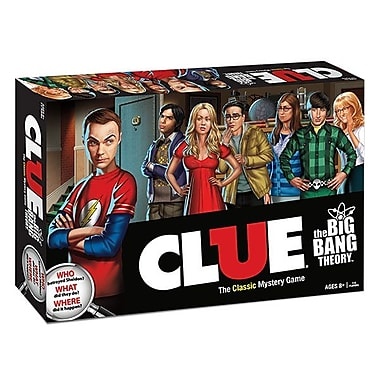 Clue – The Big Bang Theory