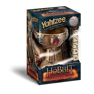 Yahtzee : Le Hobbit : La désolation de Smaug, Édition de collection