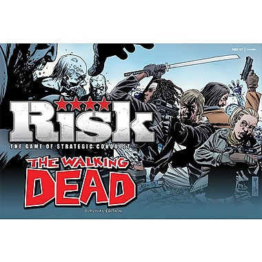 Risk The Walking Dead, édition Survival