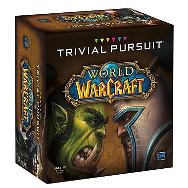 Trivial Pursuit World of Warcraft® Edition