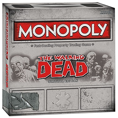 Monopoly – Édition « The Walking Dead Survival »