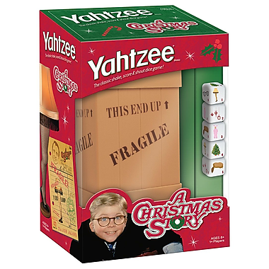 Yahtzee A Christmas Story Collector's Edition