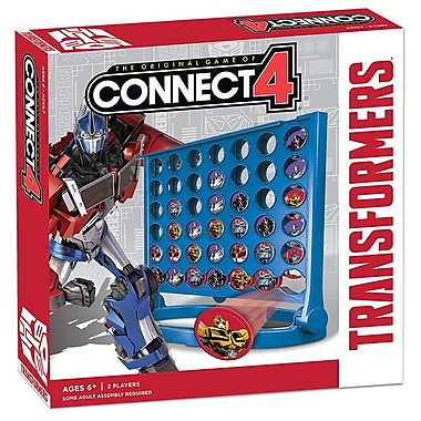Connect 4 – Édition Transformers