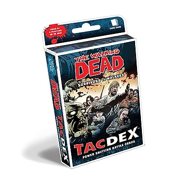 TacDex: The Walking Dead, Survivants contre Marcheurs