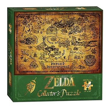 Casse-tête de collection « The Legend of Zelda »