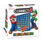Connect 4 - Super Mario