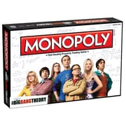 Monopoly, édition The Big Bang Theory
