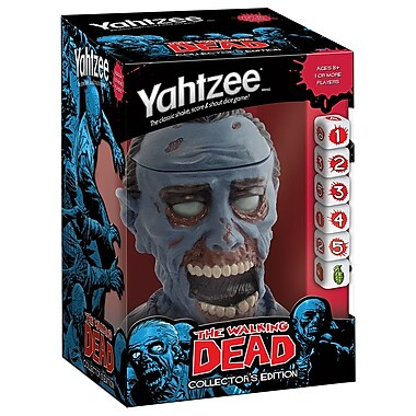 Yahtzee – The Walking Dead, édition de collection