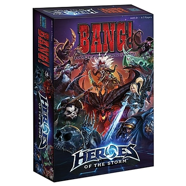 Bang! Heroes of the Storm