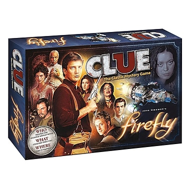 Clue – Édition Firefly Collector's
