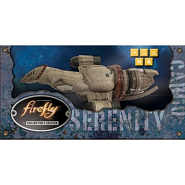 Yahtzee : Firefly, Édition de collection