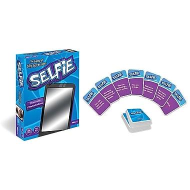 Selfie, le jeu d'expressions drôles