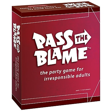 Jeu Pass the Blame