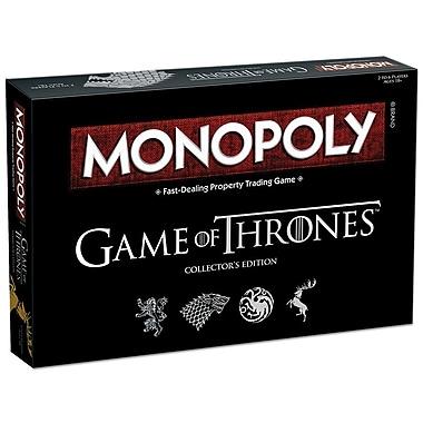 Monopoly, édition de collection Le trône de fer