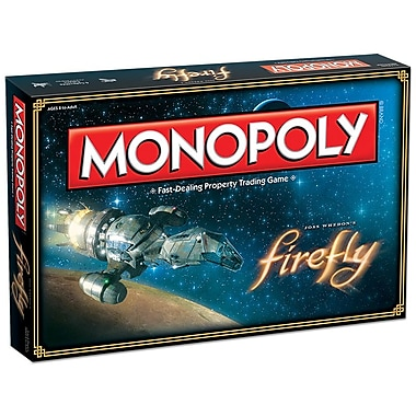 Monopoly, édition Firefly