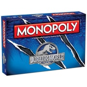Monopoly, édition Monde jurassique