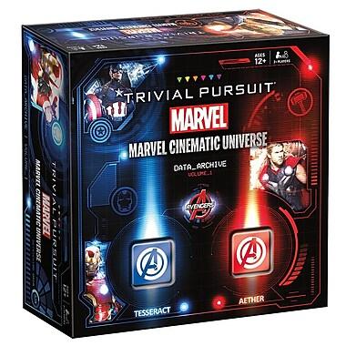 Trivial Pursuit : Univers cinématographique de Marvel