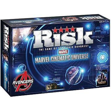 Risk – Univers cinématographique de Marvel