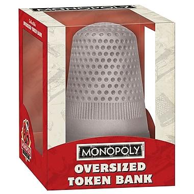 Monopoly Oversized Token Bank, Thimble
