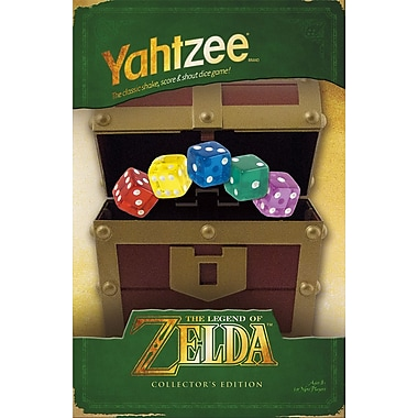 Yahtzee : La légende de Zelda, Édition de collection