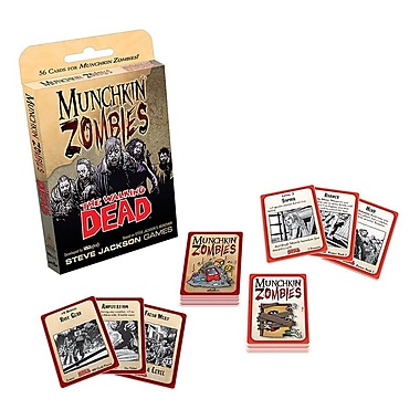 Jeu de zombies Munchkin The Walking Dead