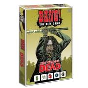 Jeu de dés Bang! The Walking Dead