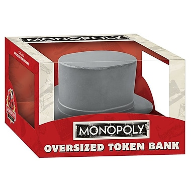 Monopoly Oversized Token Bank, Hat