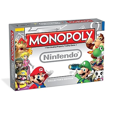 Monopoly – NintendoMD édition de collection