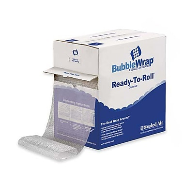 Sealed Air Bubble Cushioning Material, 12