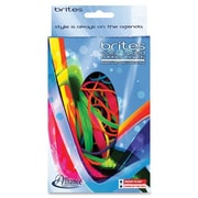 Alliance Rubberband Rubber Bands, 1-1/2 oz., Assorted Sizes/Colours, 36/Pack