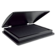 "Trodat Stamp Pad, Re-Inkable, 2-3/4"" x 4-1/2"", Black"