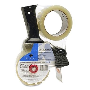 Sparco Heavy-Duty Tape Dispenser Set, 3