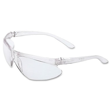 Kaz Protective Eyewear, Double Frame Glasses, Clear
