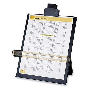 Sparco® Easel Document Holders, Adjustable, 10-3/8