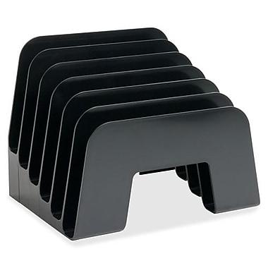 Sparco Incline Desk Sorter, 6 Compartment, 8