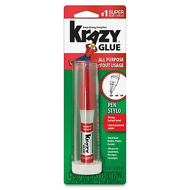 Elmer Krazy Glue, All-Purpose, Precision Tip, 1.9 ml., Original