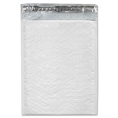 PAC Worldwide Poly Bubble Mailers, Self Seal, 7-1/4
