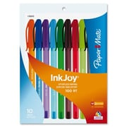 PaperMate Ballpoint Pens, Medium Point, 10/Pack, Assorted