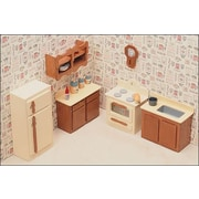 Greenleaf Dollhouses Kitchen Furniture Kit