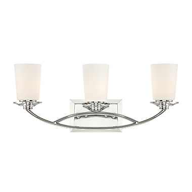 Designers Fountain Palatial 3-Light Vanity Light