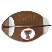 Fan Creations NCAA Football 11.5'' Bookshelf; Texas Tech