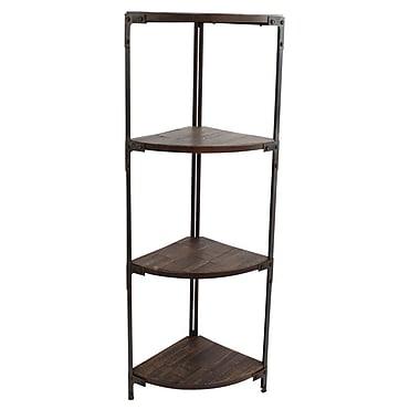 !nspire 52'' Corner Unit Bookcase