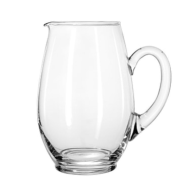 Libbey Mario Pitcher, 58 oz, 6/Pack