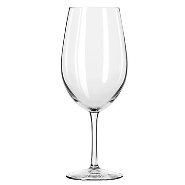 Libbey Briossa Vina II Wine Glass, 22 oz, 12/Pack